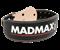 Пояс для фитнеса кожанный MadMax (MFB-245) -New - фото 6086