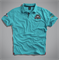 Футболка-поло мужская синяя  UNCS (Airforce Polo) - фото 6455