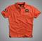Футболка-поло мужская оранжевая UNCS (Airforce Polo) - фото 6456