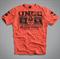 Футболка мужская оранжевая (Money T-Shirt  ) UNCS - фото 6472