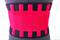 Пояс-корсет для поддержки спины ONHILLSPORT (синий/ красный) - фото 6599